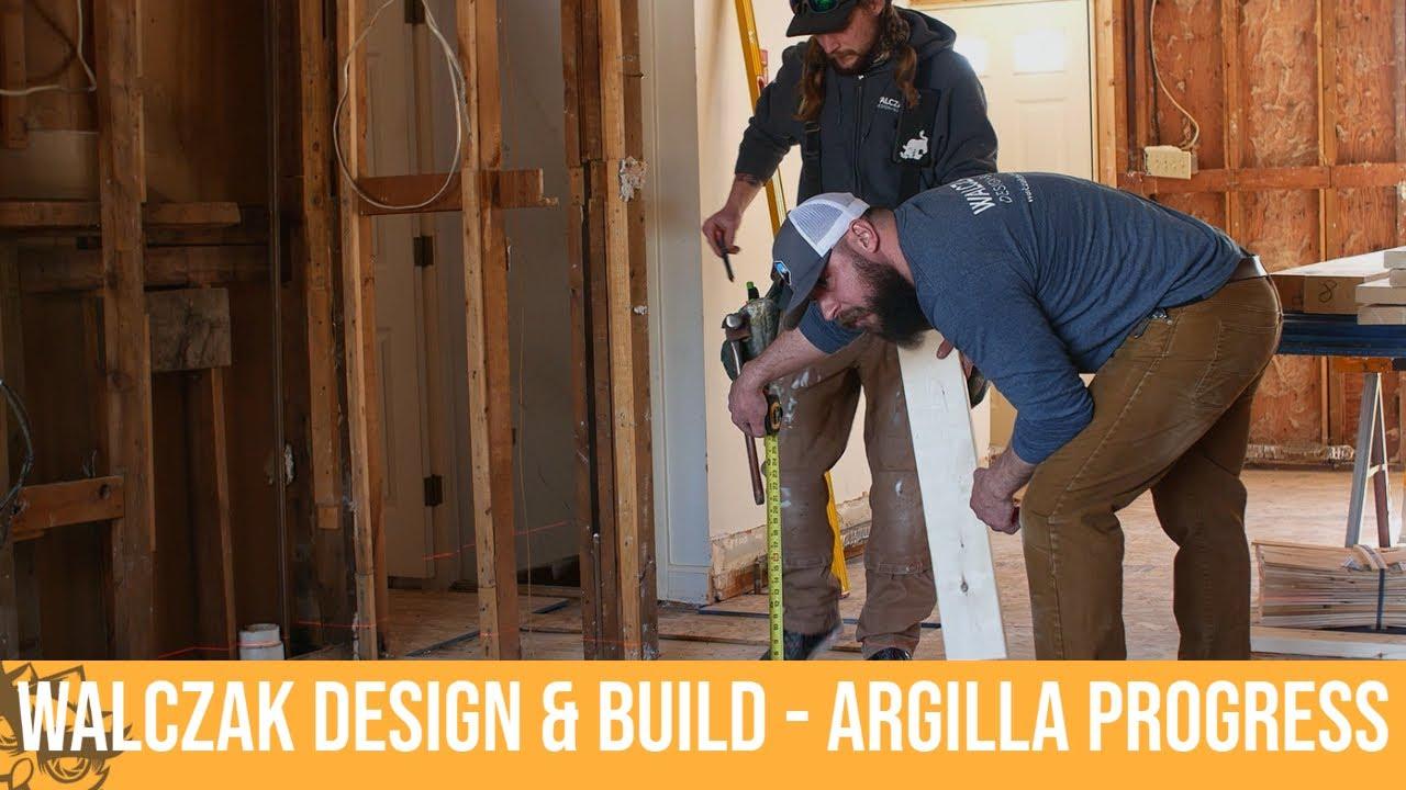 Walczak Design & Build - Argilla Project Update
