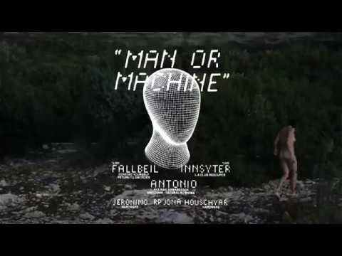 Man or Machine Teaser