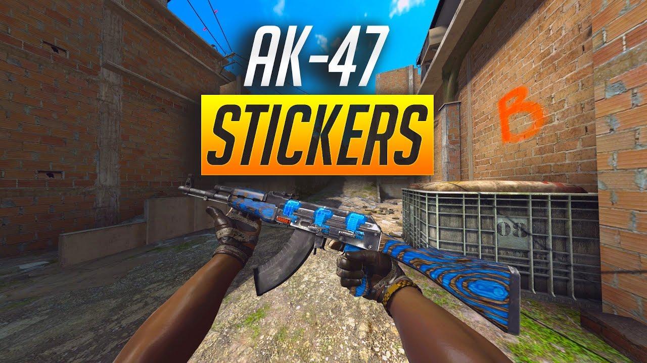 Csgo Best Sticker Combinations Ak 47