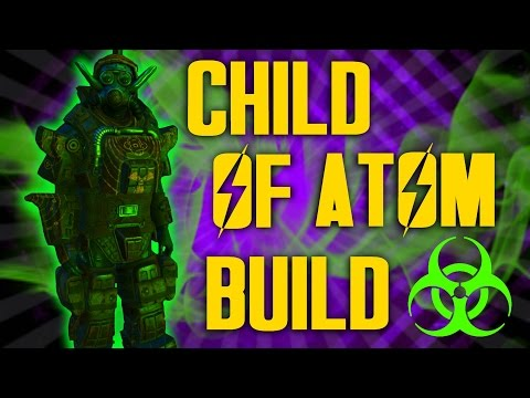 Fallout 4 Builds - The Inquisitor - Child of Atom Build