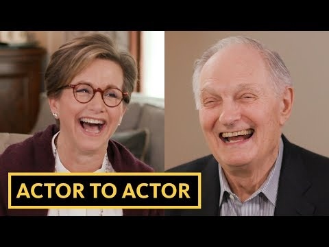 Alan Alda: Talks M*A*S*H and Life Achievements   Actor-to-Actor Interview