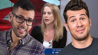 The Young Turks try to pile on Steven Crowder