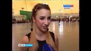"""Фитнес-фестиваль """"Движение жизнь"""" Иваново 2014 г."""