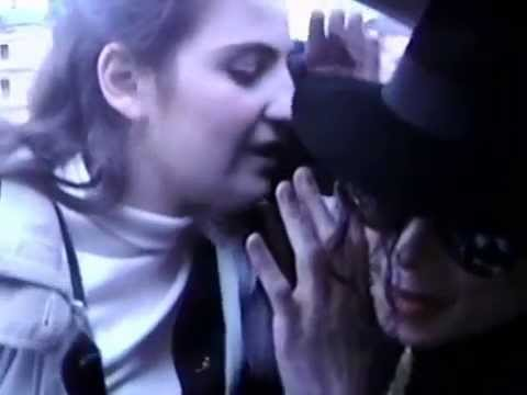 Michael Jackson rare video from Moscow and Poland 1996 at gottahaverockandroll.com