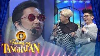 Tawag ng Tanghalan: Jhong says he is the brother of G-Dragon