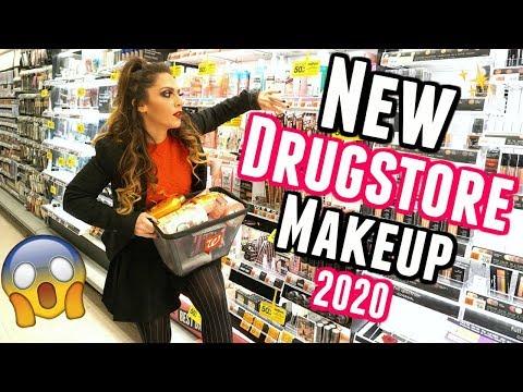 NEW DRUGSTORE MAKEUP 2020 | OMGGGGGG!!