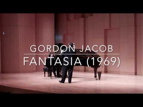 Gordon Jacob's Fantasia Performed By Euphonium Soloist David Childs