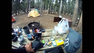 Motorcycle Camping Adventure Pt 1