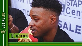 ERROL SPENCE GIVES KUDOS TO KEITH THURMAN ON PERFORMANCE WANTS MANNY PACQUIAO FIGHT!