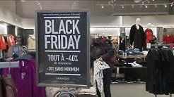 Tourville-la-Rivière (27) :  commerces en berne pour le 'Black Friday'