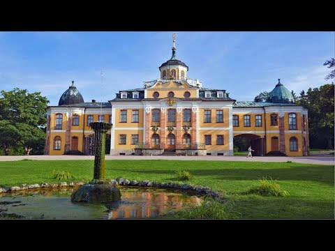 Schloss Belvedere Weimar 2017 - 4K Video Ultra HD (UHD) - Beste Auflösung 2160p