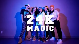 24K MAGIC - Bruno Mars / Choreography. VIVA DANCE CREW