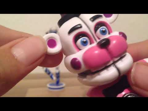FunKo FNaF SL figures review