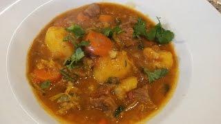 Kenyan Style Beef Stew Recipe