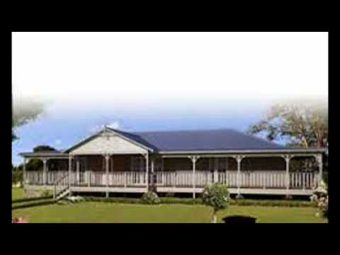 Queenslander House Designs