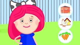 Cartoon für Kinder - Smarta und ihre magische Tasche - 3 Episoden am Stück
