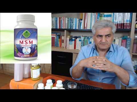 Glucosamine MSM Nedir? Enfeksiyona Ne İyi Gelir? Doğal Kortizon Nelerde Bulunur?
