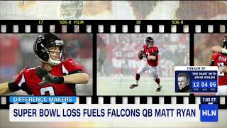 Matt Ryan Secrets to Success in Difference Makers with Coy Wire