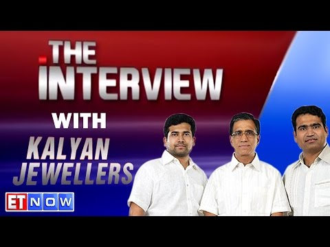 The Interview With Kalyan Jewellers