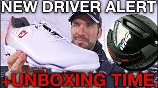 new driver alert unboxing day tech tuesday