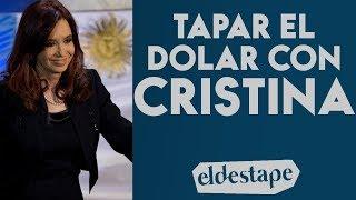 Tapar el dólar con Cristina | El Destape con Roberto Navarro EN VIVO
