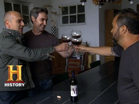 American Pickers: To Old And New Friends