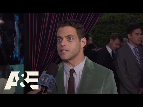 Rami Malek on the Red Carpet | 22nd Annual Critics