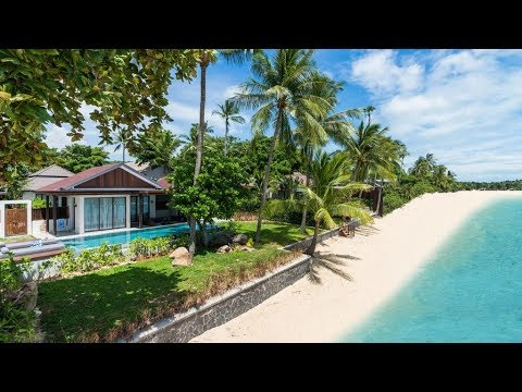 10 Best 4-star Beachfront Hotels and Resorts in Koh Samui, Thailand