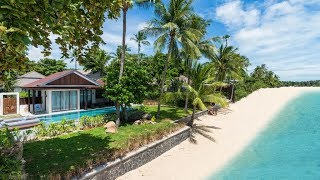 10 Best 4-star Beachfront Hotels and Resorts in Koh Samui, Thailand