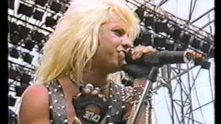 Motley Crue - Knock`em Dead Kid [Live at US Fest`1983]