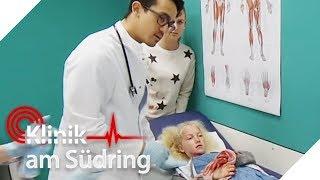 Was hat die Babysitterin mit Sabrina (9) gemacht? Mysteriöse Wunden | Klinik am Südring | SAT.1 TV