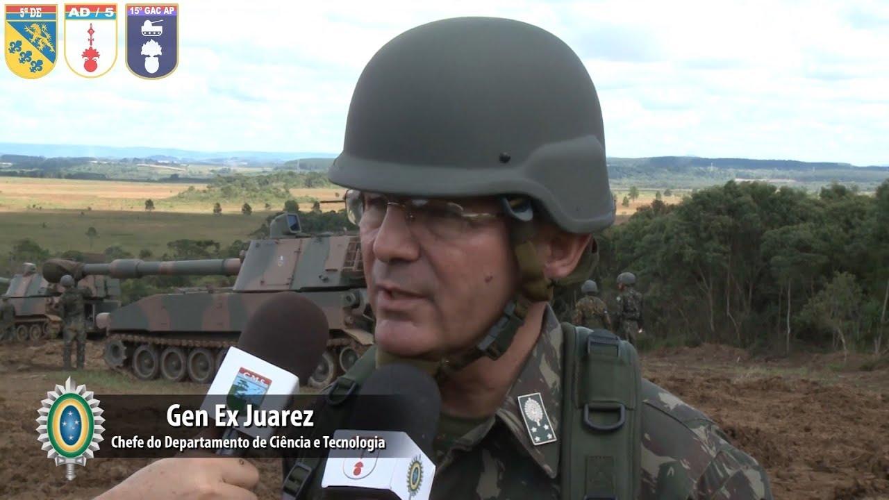 79c8107775 BATISMO DE FOGO DOS OBUSEIROS M109 A5 RECEBIDOS DOS EUA - Estratégia Global