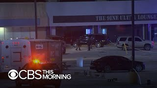 Kansas City club shooting: two dead, more than a dozen injured