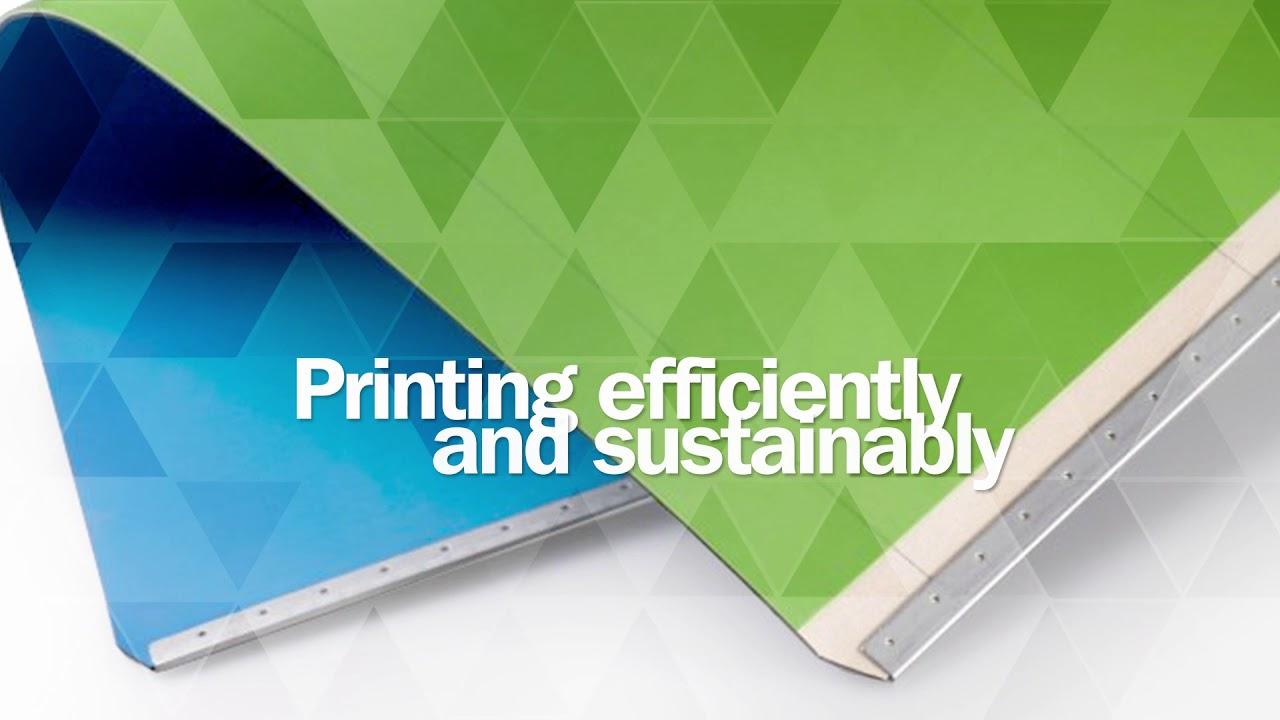 Trelleborg Printing Solutions - Printing Blankets Coating