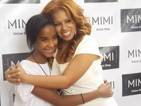 Julie Gichuru Launches MIMI Clothing Shop At Green House
