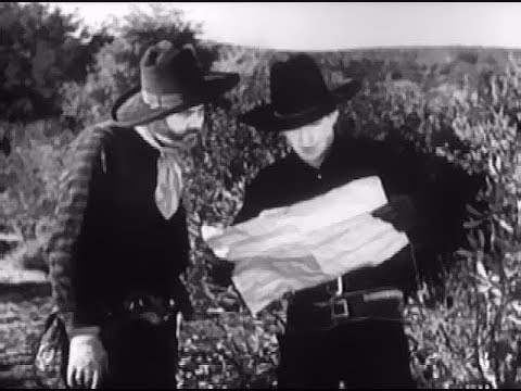 Bob Steele - Breed Of The Border - with Gabby Hayes