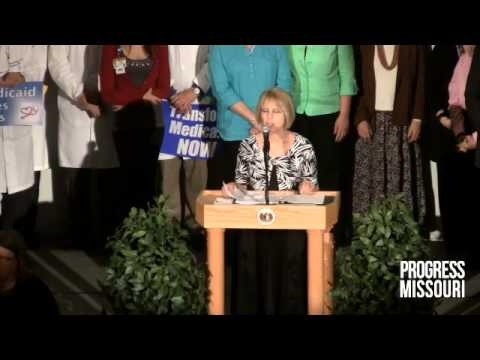 Rally for Medicaid Expansion