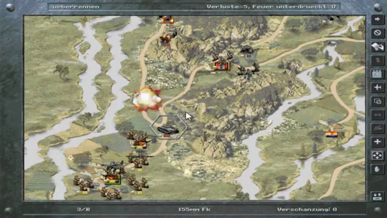 Map Usa Game%0A Let u    s Play Panzer General      D  Panzer Liga Overhaul       Spanien