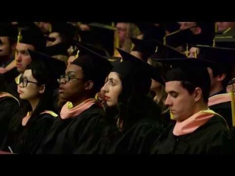 2015 Commencement: Eastman School of Music