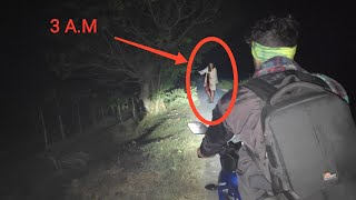 Ghost Infront Of My Bike In High Way Caught On Camera 2020 Scary Video | 3am Vlogs