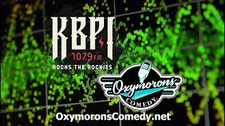 KBPI Radio interviews Oxymorons Comedy