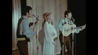 Leah Dorly Trio - Baderech hazara בדרך חזרה (live in France, 1970)