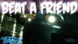 Need For Speed 2015 - BEAT A FRIEND (Daily Challenges)