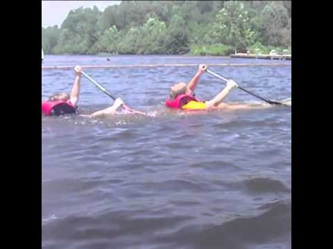 Kids Sinking In Canoe Original Youtube