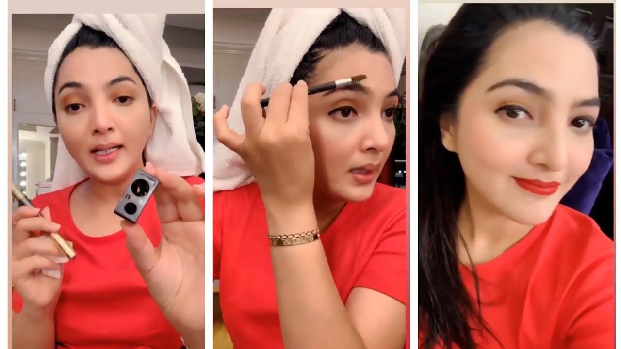 Tutorial Make Up Ala Bunda Ashanty Youtube