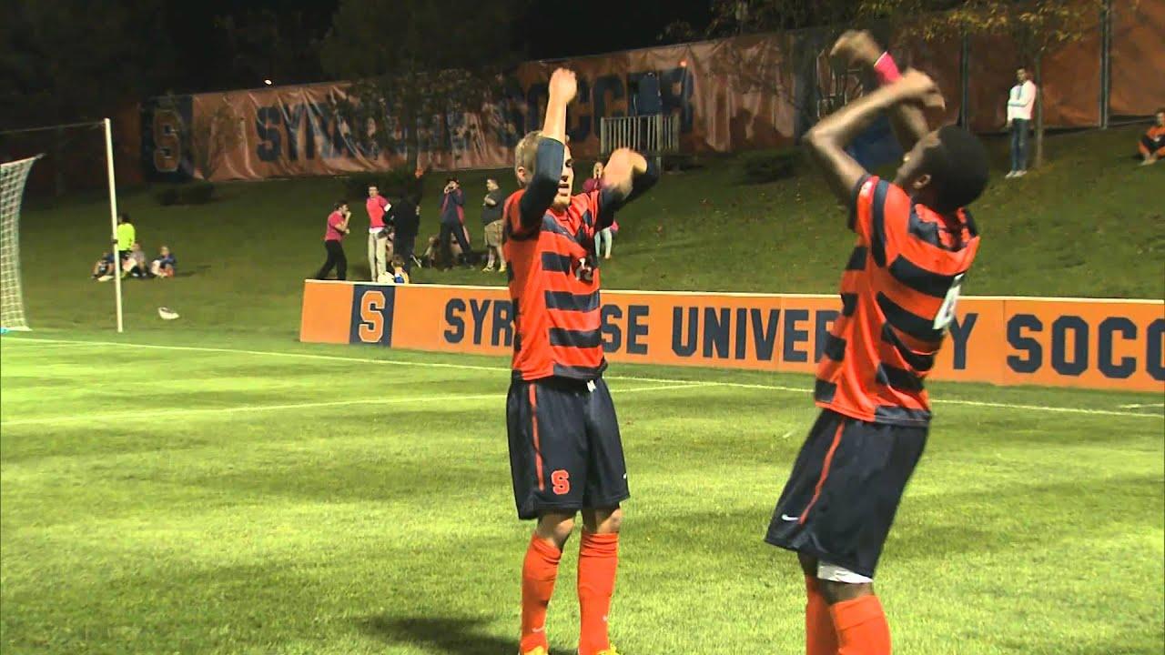 Highlights From 2-1 Win vs Albany - Syracuse Men's Soccer ...