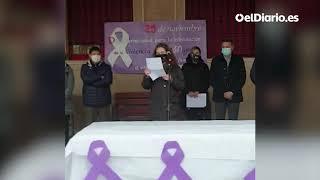 Una víctima de violencia machista reprocha al Gobierno de Valencia de Don Juan (León) falta de apoyo