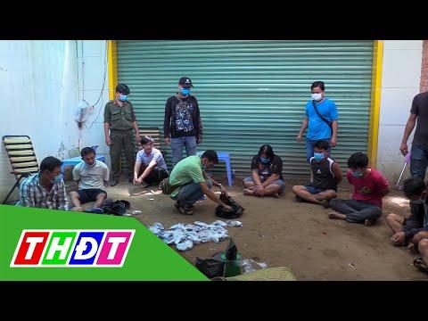 Bình Dương: Thuê nhà để tổ chức đá gà, nhiều đối tượng bị bắt giữ | THDT