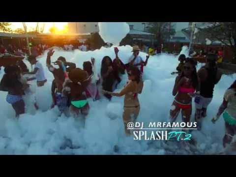 Splash Part 2 Pool Party  Brooklyn NY