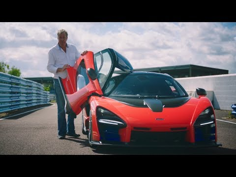 McLaren Senna Review By Jeremy Clarkson #McLaren